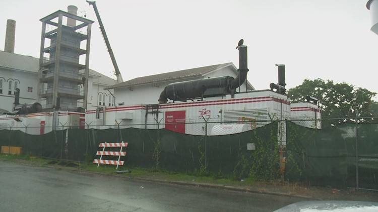 S&WB testing out ways to quiet dangerously loud generators at Carrollton Plant