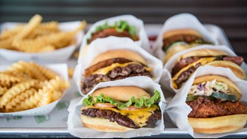 Louisiana's first Shake Shack opens in Metairie this week
