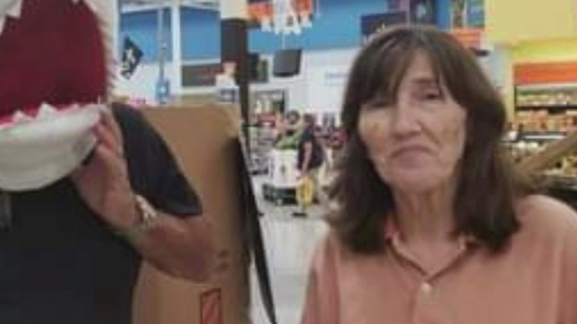 Woman couldn't find sister with Alzheimer's after warehouse incident