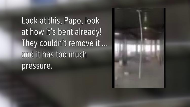 Hard Rock Hotel Worker Concerns Video