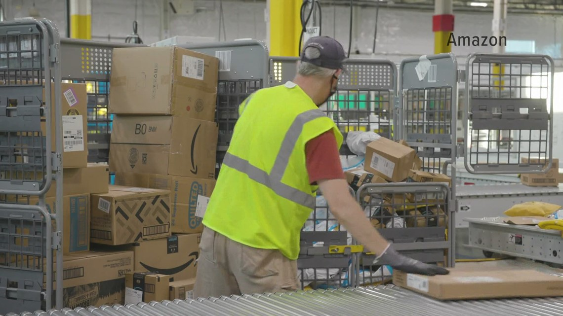 New Amazon delivery station coming to Slidell in 2022
