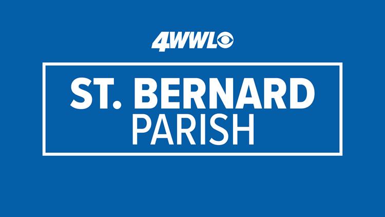 One dead in a single-vehicle crash in St. Bernard Parish