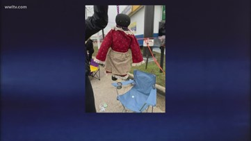 Controversial doll thrown at parade not a crime, police conclude