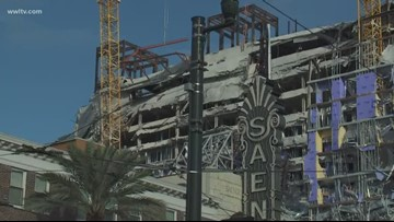 Why did the Hard Rock Hotel collapse? Engineers investigate