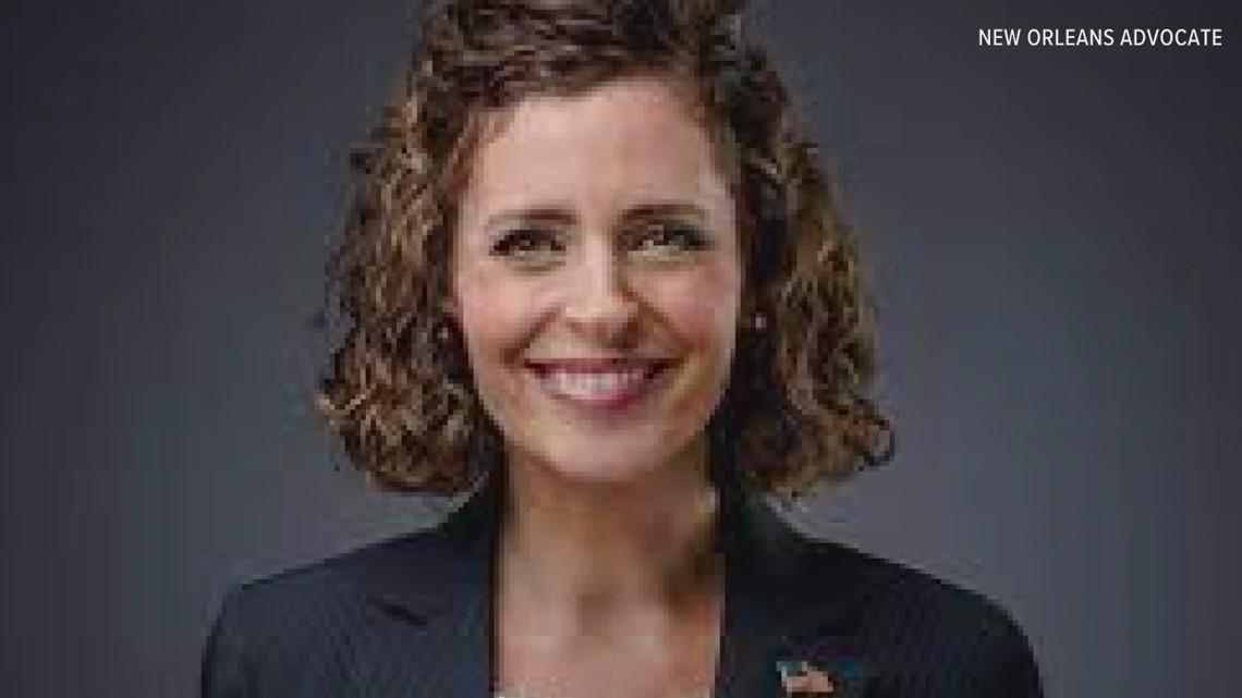Representative-elect Julia Letlow is making history