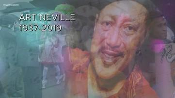Art Neville: 1937-2019