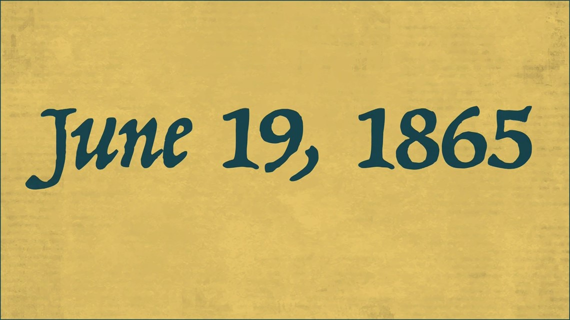 Juneteenth has been declared a federal holiday