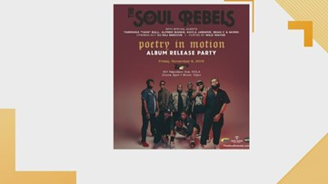 The Soul Rebels talk the latest Album