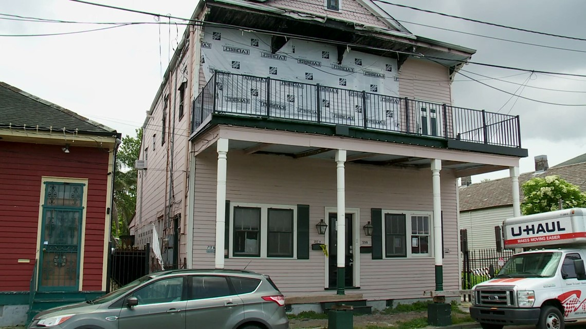 Troy Carter Algiers property still sits blighted after neighbor complaints