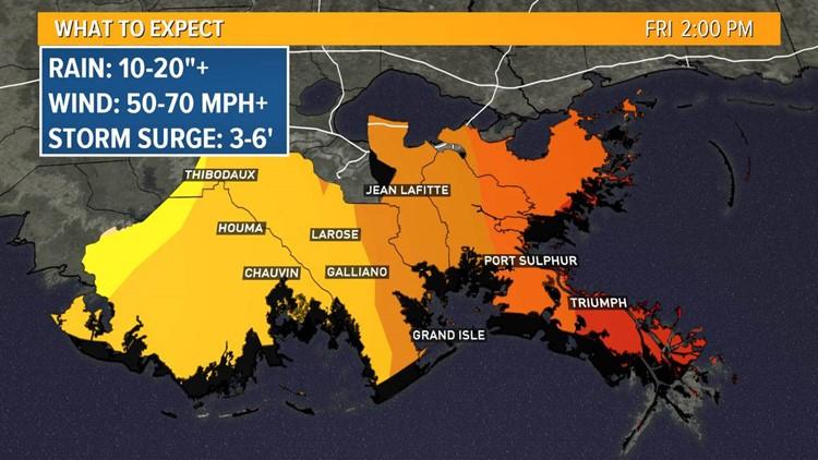 Southshore surge