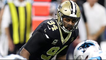 Saints, Cameron Jordan agree on 3-year extension