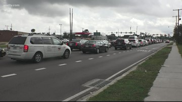 Traffic changes are helping traffic near the new airport terminal