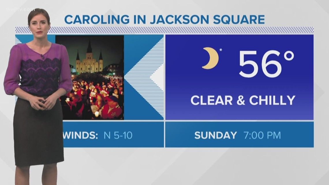 Pinpoint Forecast: Sun returns on Sunday