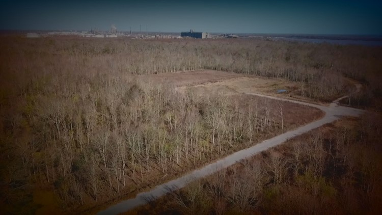 Oil company files plan to build tanks, pipeline over historic slave cemeteries