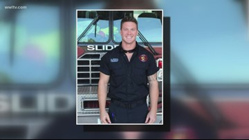Slidell firefighter loses everything in Covington condo fire
