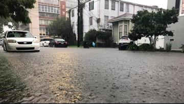 S&WB: Lightning knocked several pumps offline in Wednesday's flood