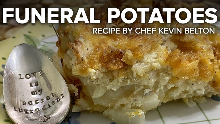 Recipe: Chef Kevin Belton's Funeral Potatoes