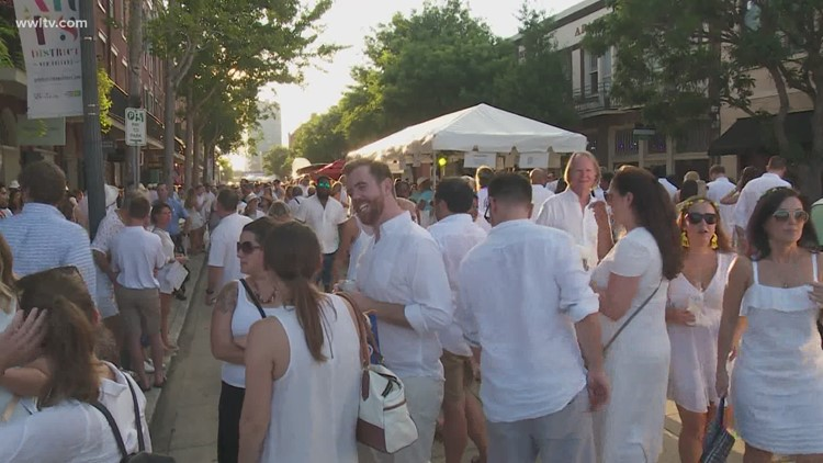 White Linen Night block party canceled due to surging COVID cases