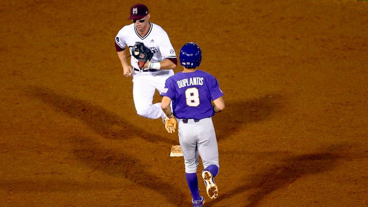 Mississippi State outlasts LSU 6-5 in 17 innings at 3 am