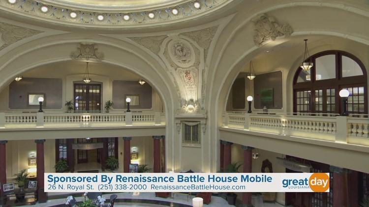 One Tank Trips: Renaissance Battle House