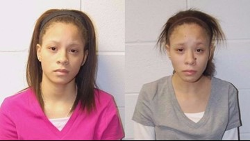 Twin sisters confess to brutal murder of mother