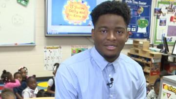 Atlanta teacher becomes first black man to be Georgia's Pre-K Teacher of the Year