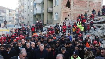 Turkish leader slams 'propaganda' as earthquake deaths rise to 29